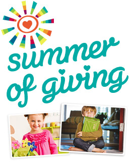 summer of giving