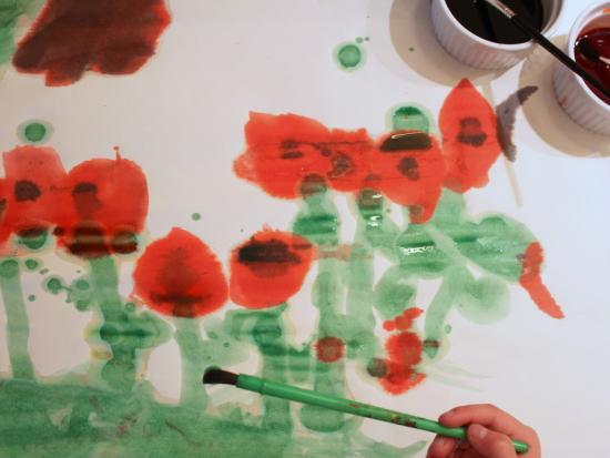 Kool-Aid Watercolors