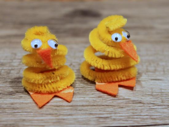 Pipe Cleaner Chick