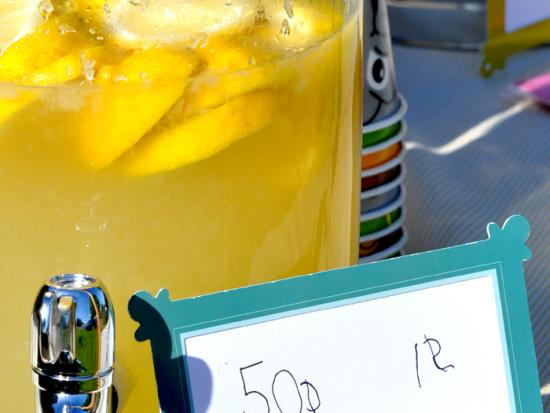 The Yummiest Lemonade Recipe for Lemonade Stands