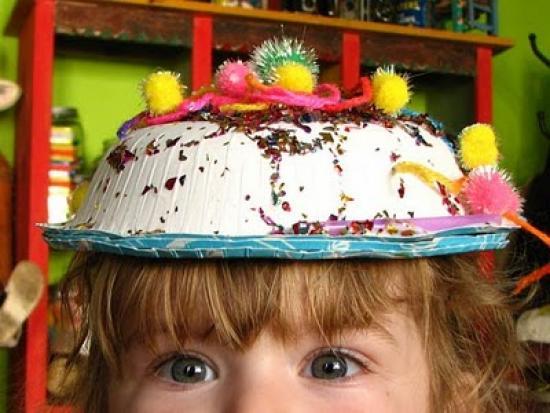 Hooray! It's Hat Day!