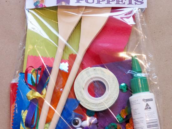 Puppet Making Kit
