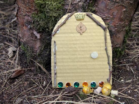 Teeny-Tiny Fairy Door