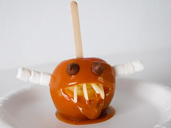 Caramel Apple Monsters