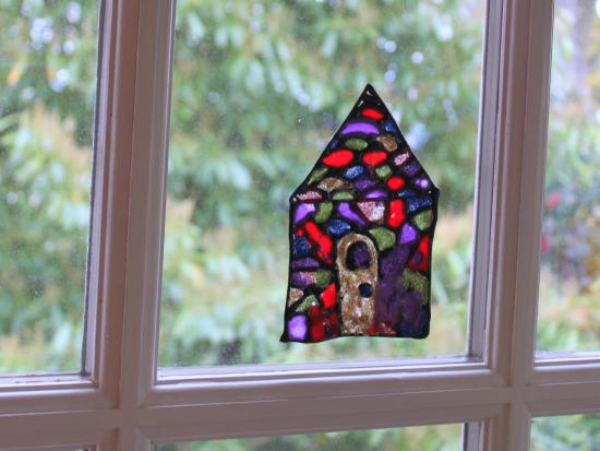 Stained Glass Window Art
