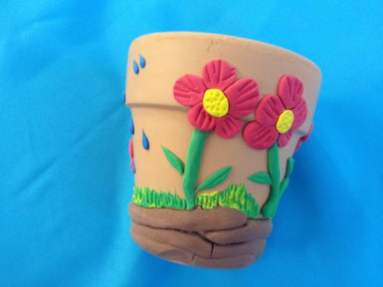 Clay Flower Pots