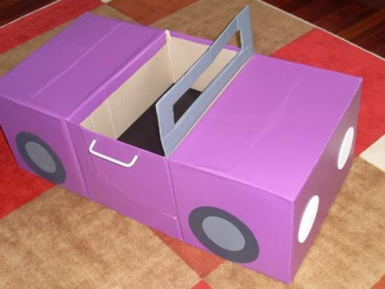 Do-It-Yourself Kid's Car