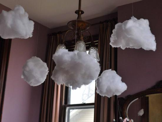 How to Make Puffy Clouds