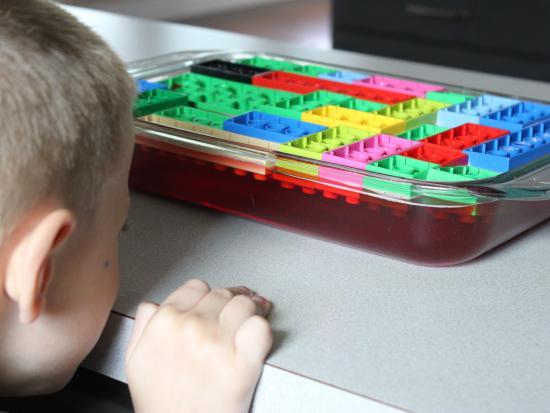 Jello Legos