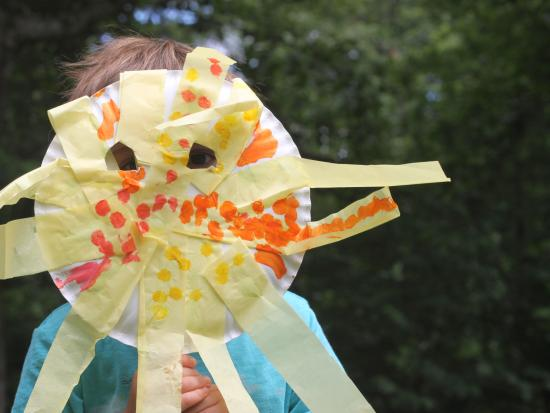 Sun Mask