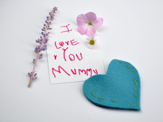 Pocket Hearts FOR MUM & DAD