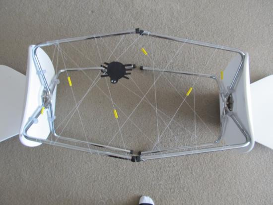 Creating a Simple Spider Web