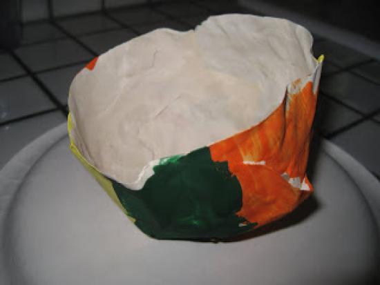 Paper Mache Painted Bowls