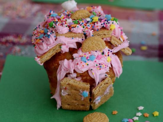 Fairy House Muffins