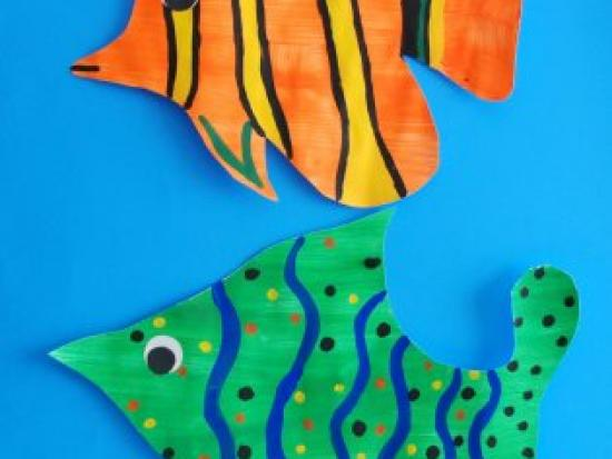 Painted Fish