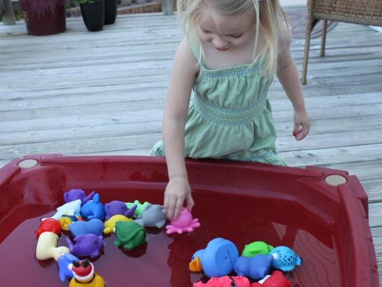 Rubber Duck Reading Games