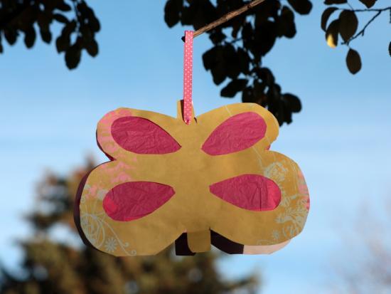 Animal Paper Lanterns