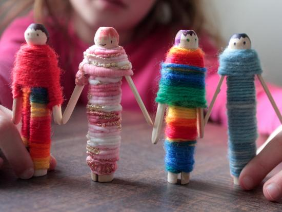 Guatamalan Worry Doll