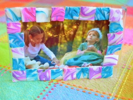 Tile Photo Frame