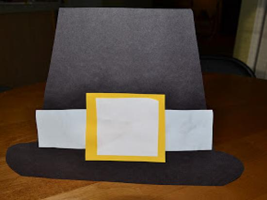 Easy Pilgrim Hats
