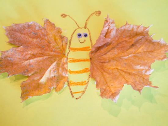 toddler leaf crafts craft for toddlers because it requires only a few
