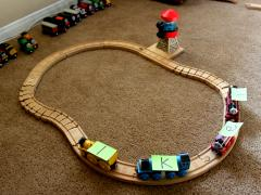 Sight Word Train