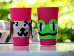 Felt Cup Cozies