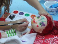 Face Paint Pretend Play