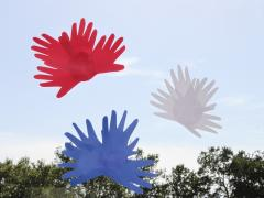 4th of July Fireworks Suncatchers