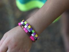 Tiny Bead Confetti Bracelet