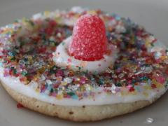 Sombrero Cookie