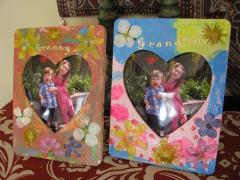 Mother's Day Pressed Flower Frames