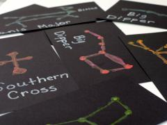Glow-in-the-Dark Constellation Cards
