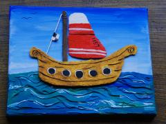 Nautical Canvas