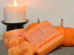 Pumpkin Spice Soaps