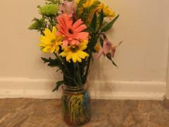 Art Jar Vase