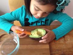 Swamp-A-Mole Avocado Dip