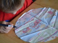 Fabric Parachutes