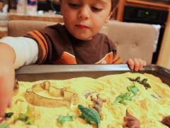 Cornmeal Play