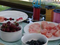 Fruit Magic Wands