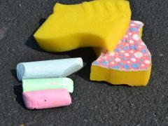 Sponge Bullseye