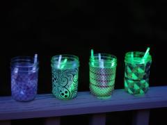 Camping Craft: Mason Jar Lights