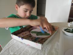 The Very Hungry Caterpillar Puzzle