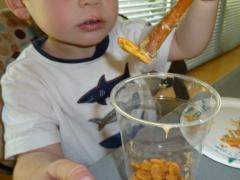 Fishy Snack