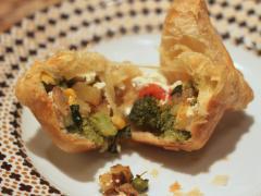 Veggie Pot Pies