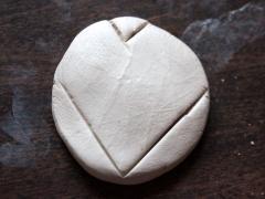 Friendship Heart Necklace