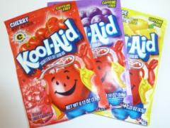 Easy Kool-Aid Painting