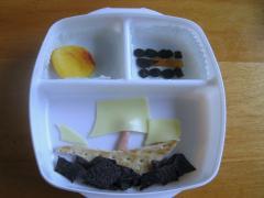 Columbus Day Bento Box