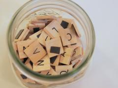 Word Game Magnets