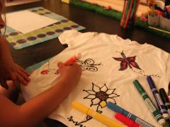 Coloring Book T-Shirt